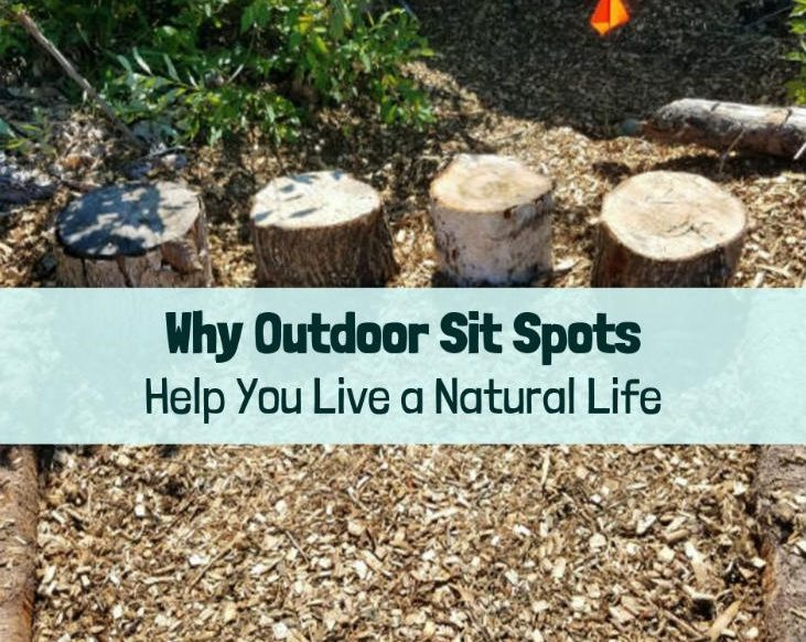 outdoor sit spots