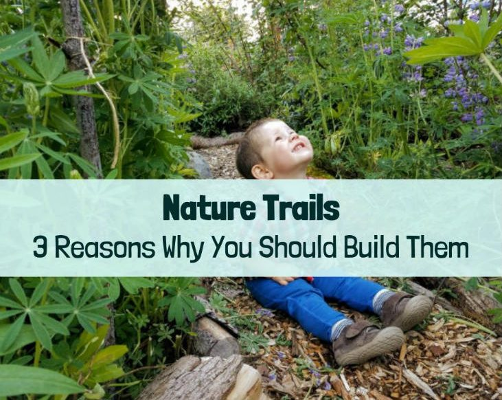 nature trails are great for a wild homestead